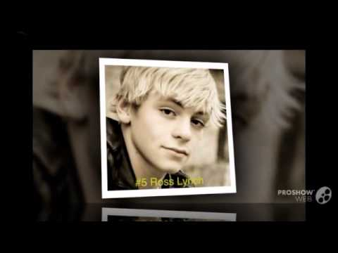 Top 10 Cutest Guys And Kids: Disney Channel/ XD! 2013