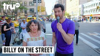 Billy on the Street -  Patriotic Sing-A-Long with Elena