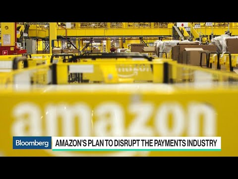 Amazon's Plan to Disrupt the Payments Industry
