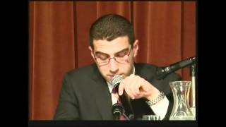 Truth or Consequence II Arda Haratunian, Moderator; Edgar Martirosyan, Esq.