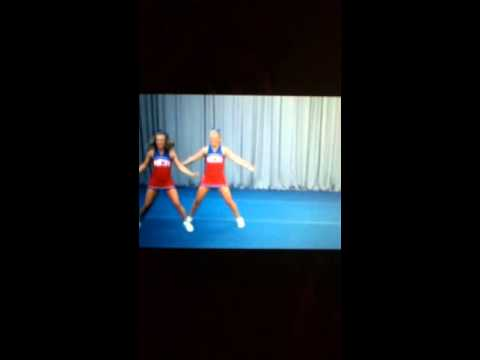 Nca 2015 Advanced Dance(fast music)