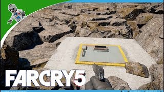 Building a Bunker Using Objects - Using the Far Cry 5 Map Editor