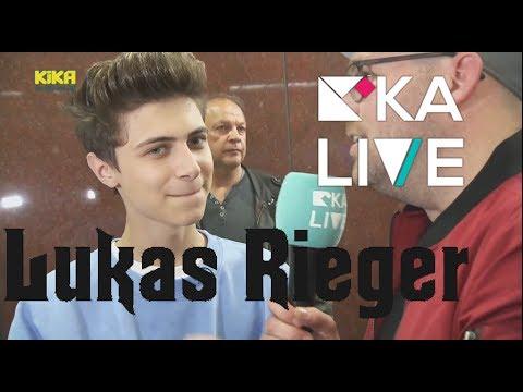 Ben trifft Lukas Rieger | KiKa LIVE