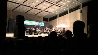 Sometimes - Oliver Lake Big Band, Charlie Parker Jazz Festival, 08/21/2015