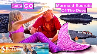 Mermaid Secrets of The Deep ~ S4E4 ~ GO ~ A short movie made for our Youtube channel | Theekholms