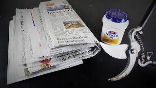নিউজপেপার দিয়ে চরম আইডিয়া | Amazing Craft Idea Of Newspaper