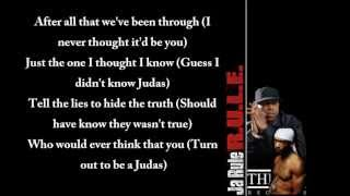 Ja Rule - Judas ( DMX and Ashanti Diss ) Lyrics