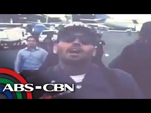 Chris Brown leaves Manila