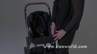SLEE MOBILE ISOFIX CARSEAT/ EU INSTRUCTION VIDEO