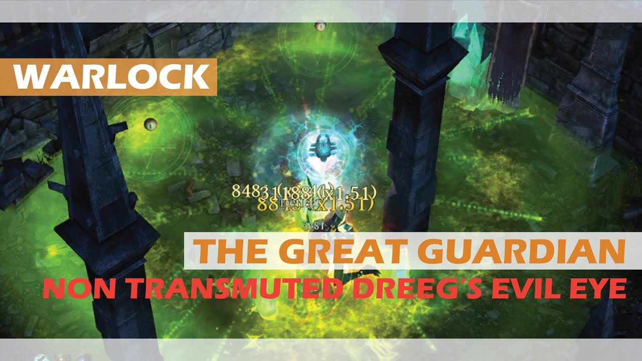 Grim Dawn - Warlock - The Great Guardian - Port Valbury