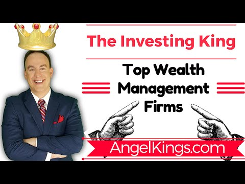 Top Wealth Management Firms & Advisors - Official Rankings - AngelKings.com