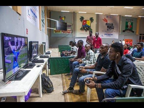 Sky City Bay WORD : Gaming in Nigeria .