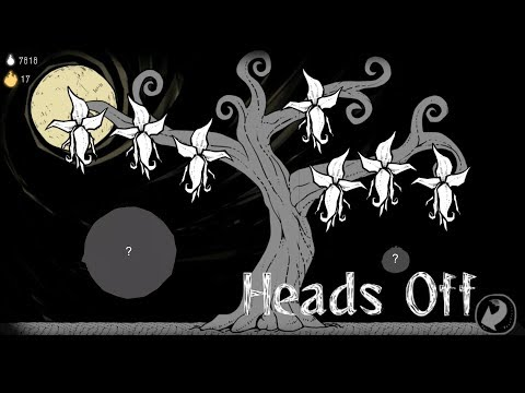 Weird Things Growing on the Tree?! | Last 2 Faces | Heads Off!