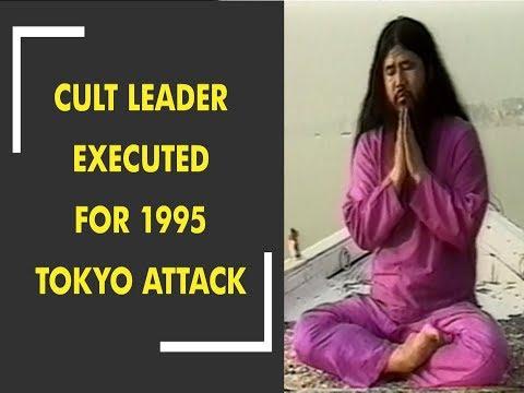 Tokyo Sarin attack: Aum Shinrikyo cult leaders executed