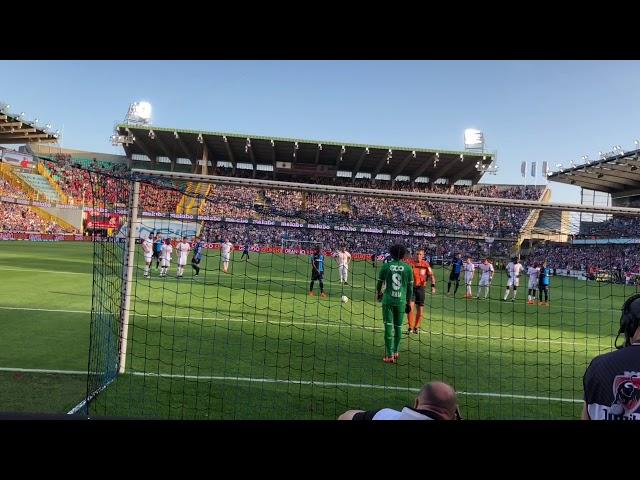 Club Brugge Vs Standard Play-off Sfeer Beelden 21/04/18