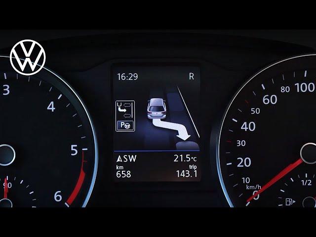 Park Assist - Easy to understand   Volkswagen