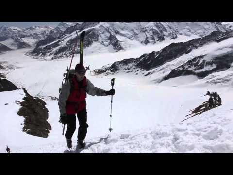 Berner Alpen ski tour HD