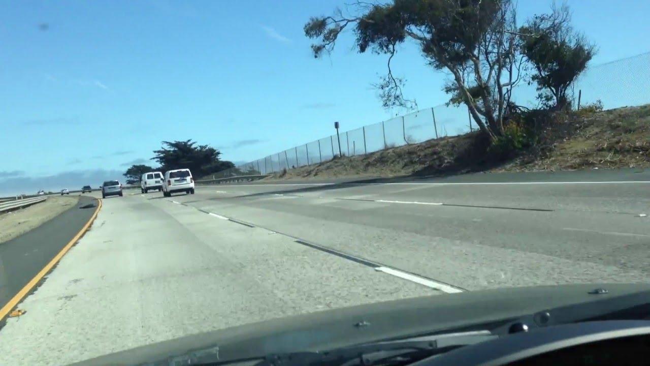 Pacific Coast Highway (CA 1 - PCH) Scenic Ocean View Los Angeles
