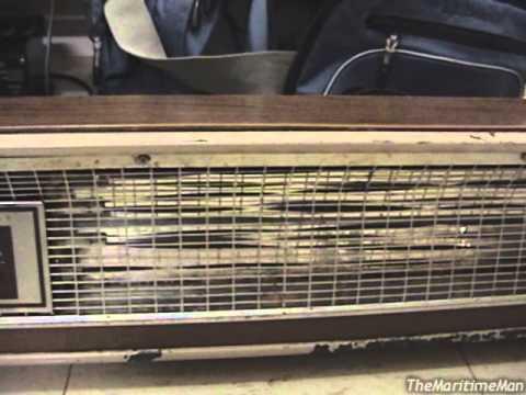 Eaton Viking Portable Baseboard Heater (1968)
