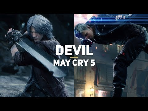 Devil May Cry 5. Обзор thumbnail