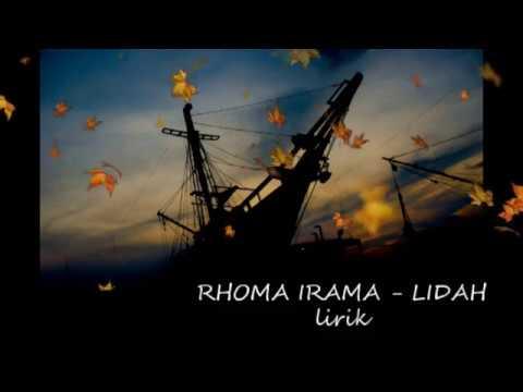 RHOMA IRAMA - LIDAH (LIRIK)