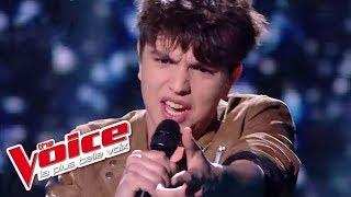 Patrick Bruel  Casser la voix   Antoine   The Voice France 2016   Prime 1