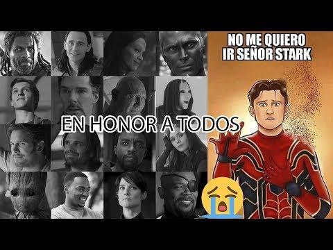 TOP 7 momentos EMOTIVOS de Avengers INFINITY WAR