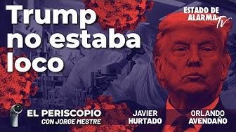 Image del Video: El Periscopio con Jorge Mestre; Trump no estaba loco; con Javier Hurtado y Orlando Avendaño