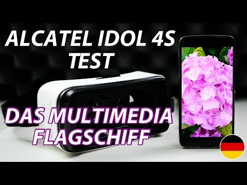 Alcatel Idol 4s Test | Das Multimedia Flagschiff (deutsch)