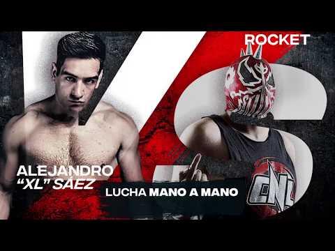 """CNL Online #21 - Alejandro """"XL"""" Sáez vs. Rocket"""