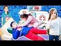 أغنية سوبر سمعة وميرال والحلوى الضارة والطبيبة فرح super somaa and the pretend play doctor farah mp3