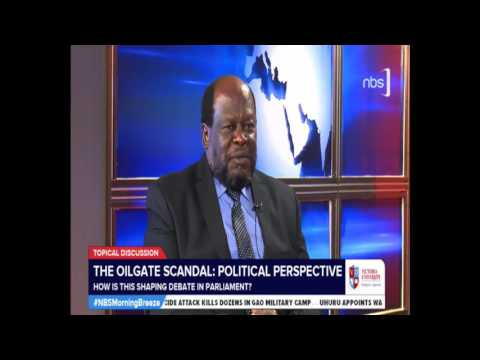 Perspective into Oil Gate Scandal (Prof Ogenga Latigo, Hon Yona Kanyomozi) -Part I