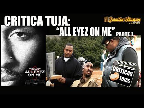 """Crítica Tuja: """"All Eyez On Me"""" (2017) 2PAC Parte 1"""