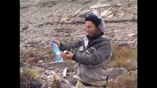 эвенкия рыбалка видео