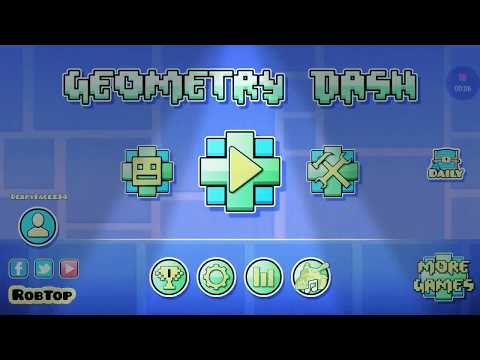 Free Geometry Dash Account!!!!