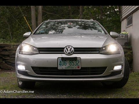 Vw Golf Mk7 Led Fog Light Doovi