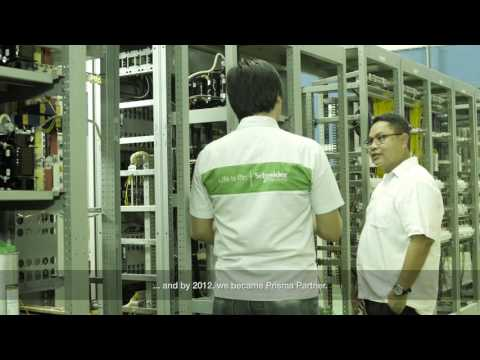 Schneider Electric & Cipta Karya Persada Nusantara: A Panel Builder Partnership