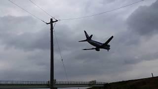 新石垣空港 最終アプローチ