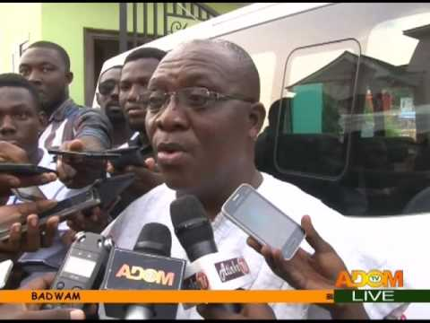 Badwam Sports on Adom TV (23-6-17)