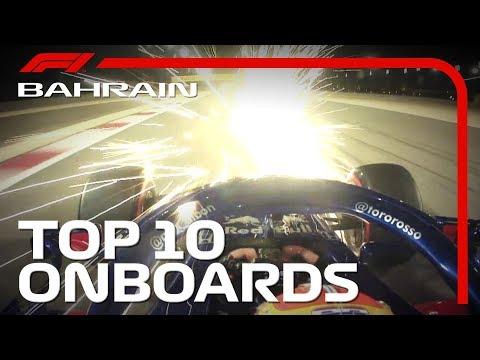 Los 10 mejores momentos del GP de Baréin 2019