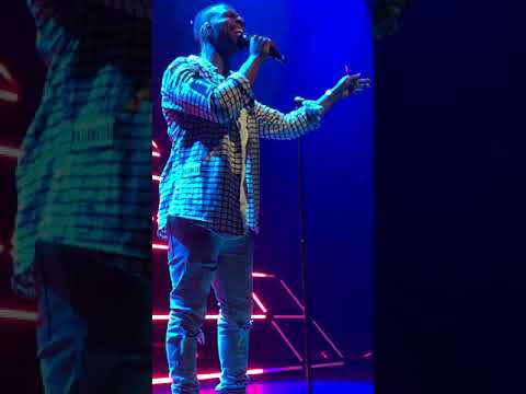 dvsn- Mood (ft. Jordan Ullman from Majid Jordan) LIVE at Emo's in Austin Tx