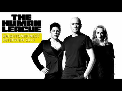 The Human League – Interview 2017