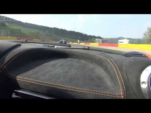 Listen to This Gumpert Apollo as it Rips Around Spa Francorchamps