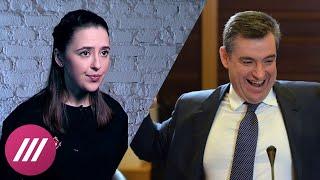 Продюсер Дождя: депутат Слуцкий домогался меня