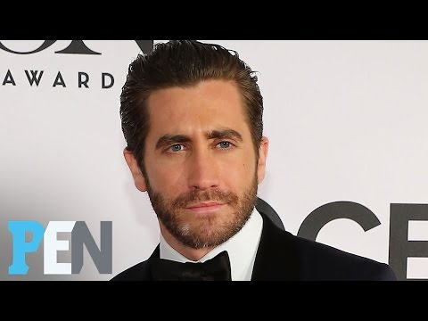 Jake Gyllenhaal On Film, Family And The Actors Who Influenced Him | PEN | People