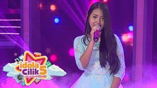 Rising Star Hanin Nyanyi Yang Terbaik Dengan Indah