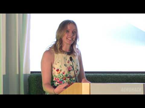 "Agrohack 2016: Allison Kopf - ""How Software is feeding the world"""