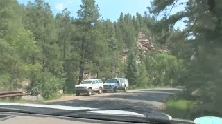 Negligent campers, active fire season keeping rangers, firefighters busy