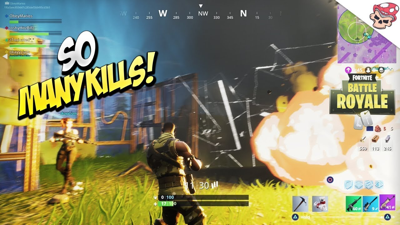 THE MOST INTENSE GAME OF OUR LIVES! *SO MANY KILLS ...