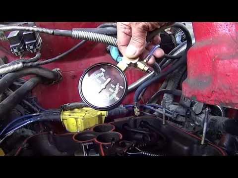 GM 4 3 Vortec W engine starting issues